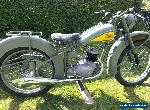 1954 BSA Bantam 123cc for Sale