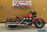 2016 Indian Scout 69  for Sale
