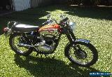 BSA Lightning 1966 Motor Cycle for Sale