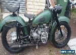 cossack  ural k750 for Sale