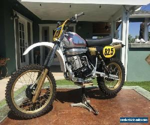 1982 Husqvarna WR500 for Sale