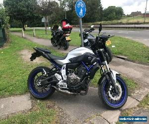 2015 Yamaha mt07 for Sale
