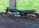 1970 BSA B25S 250 for Sale