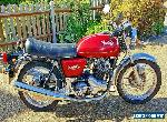 Norton 850 Commando Electric Start - 1975 Mk3 - Very Original Low Mileage Bike  for Sale