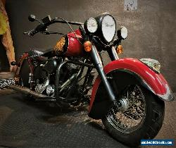2000 Indian CHIEF LIMITED EDITION Gilroy paint. One owner for Sale