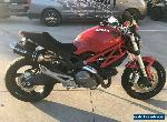 DUCATI 696 MONSTER 696M 03/2009 MODEL  PROJECT MAKE AN OFFER for Sale
