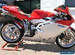 MV Agusta 750F4 S, 2000, 7k miles W1N MV number plate. Collectors bike for Sale