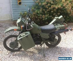 2000 Harley-Davidson Military Utility Off-Road for Sale