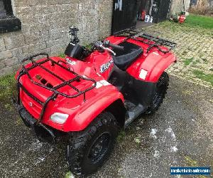 Suzuki Eiger 400 Farm Quad ATV 4x4