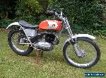 1964-67 250 Radial Head Bultaco Sherpa Trials Bike Very Rare Pre 65 Twinshock  for Sale