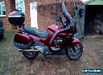 Honda pan european ST1100 non ABS TRC good condition  for Sale