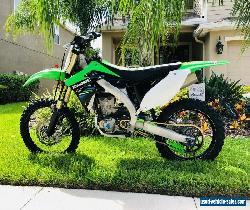2014 Kawasaki KX for Sale