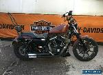 HARLEY DAVIDSON XL883N  IRON STAGE 1 for Sale
