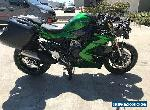 KAWASAKI H2 SUPERCHARGED H2 SX SE 03/2018 MODEL 4877KMS PROJECT MAKE OFFER for Sale