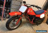 Honda QR50 kids childs motorcycle motorbike ideal Christmas present! for Sale