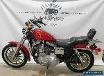 1996 Harley Davidson 1200 XLH Sportster Evolution 1286 FREE SHIPPING TO ENGLAND  for Sale