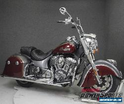 2018 Indian Springfield for Sale