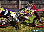 GENUINE 1994 RACE SPEC HONDA CR 125 for Sale