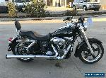 HARLEY DAVIDSON DYNA SWITCHBACK 103 05/2012 MODEL PROJECT MAKE AN OFFER for Sale