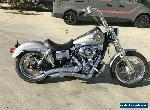 HARLEY DAVIDSON DYNA 08/2006 MODEL 24371KMS PROJECT MAKE AN OFFER for Sale
