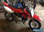 Honda CRF 50 mini moto, pit bike, Motor X bike for Sale