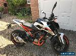 2017 KTM 125 DUKE 67 ABS  VERY CLEAN  LOW MILEAGE for Sale