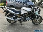 DUCATI ST2 06/1997 MODEL 15185KMS CLEAR TITLE PROJECT MAKE AN OFFER for Sale