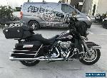 HARLEY DAVIDSON FLH ULTRA CLASSIC 09/2006 MODEL KEY STARTS PROJECT MAKE AN OFFER for Sale