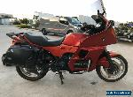BMW K1100 K1100 TOURING 1992 MODEL 60209KMS CLEAR TITLE PROJECT MAKE AN OFFER for Sale