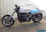 2007-2008 TRIUMPH SPEEDMASTER Cafe Racer Project Bike ** LOCATED IN QLD** for Sale