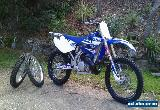 YZ250 Yamaha 2013 for Sale