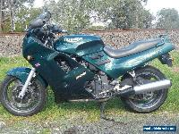 1995 TRIUMPH TROPHY 3, GOOD CONDITION 900cc RUNS AND RIDES GREAT for Sale