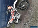 Husqvarna TE 310    2011  Very low mileage not been used since last october for Sale