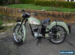1960 BSA D1 bantam motor cycle for Sale