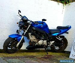 Suzuki SV650 2007 19000 Miles Stunning bike Delivery available for Sale
