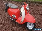 Classic 1960 BSA Sunbeam 175 cc Scooter Vintage S/A Triumph Tigress *SEE VIDEO* for Sale