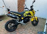 Honda MSX125 Grom, 2015 VERY LOW MILES! for Sale