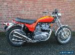 TRIUMPH  HURRICANE X75 replica based on BSA Rocket III. for Sale
