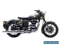 Royal-Enfield 500 Army Classic 500 0cc Naked Green for Sale