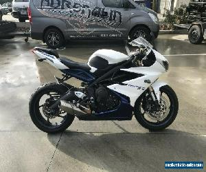 TRIUMPH DAYTONA 675 08/2015 MODEL PROJECT MAKE AN OFFER for Sale