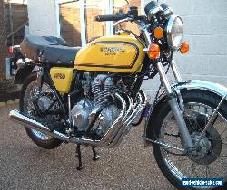 Honda cb 400 four 1978 with full service history 1978 - 1994 for Sale