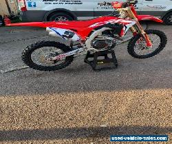 2019 honda crf 450 LOOK LOOK LOOK ONLY 30 MINS USE tops for Sale