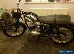 BSA BANTAM 1959 SHOW ROOM  CONDITION  for Sale
