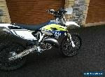 2015 husqvarna te 125 for Sale