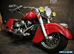 1999 Indian CHIEF LIMITED EDITION Gilroy fire engine red for Sale
