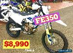 Husqvarna FE350 Low Klms for Sale