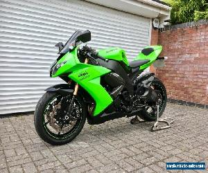 Kawasaki ZX10R Ninja 2009 1000 for Sale