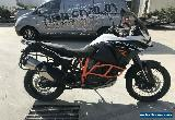 KTM 1190R ADVENTURE 1190 02/015MDL 32544KMS PROJECT MAKE AN OFFER for Sale