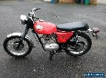 classic bsa starfire for Sale