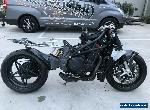 MV AGUSTA F4 2011 MODEL SPARES PARTS BIKE PROJECT MAKE AN OFFER for Sale